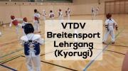VTDV-Breitensport-Kyorugi